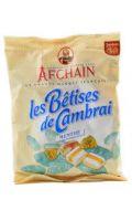 Bonbons Les Bêtises de Cambrai Afchain