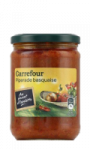 Sauce piperade basquaise Carrefour