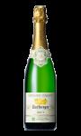 Vin pétillant Crémant d'alsace brut bio Wolfberger