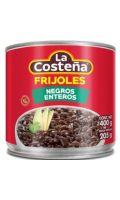 Haricots noirs entiers La Costeña