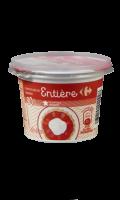 Crème fraîche épaisse 30% MG Carrefour
