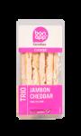 Triple Polaire Jambon Cheddar Carrefour