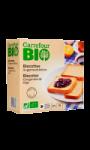Biscottes au germe de blé bio Carrefour BIO