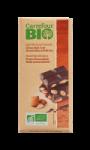 Chocolat noir amandes entières Carrefour Bio