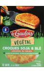 Croques Soja & Blé, Légumes du soleil - Le Gaulois