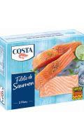 Filets de saumon Costa