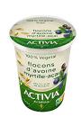 Activia Végétal pot myrtille-açai et céréales