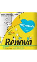 Papier hygiénique Hyper soft Renova