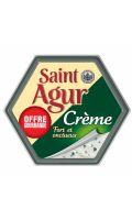 Saint Agur Creme 155G Offre Gourmande