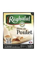 Blanc de poulet Réghalal