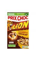 Nestle Lion Chocolat CaramelCéréales Prix Choc