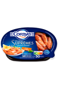 Bouchées suprêmes poisson sauvage goût crabe Coraya