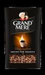 Café en grain dégustation Grand Mère