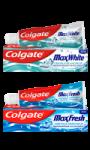 Dentifrice Max Colgate