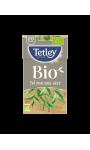 Tetley thé Noir Earl Grey Bio