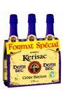 Cidre Bouche Reserve Kerisac demi-Sec 3X75 Cl 3,5°