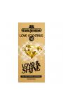 Eau Jeune Love Cocktails -18 Love & Shine Eau de Toilette Pailletée 50 Ml