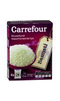 Riz basmati parfumé Carrefour