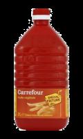 Huile végétale/friture Carrefour