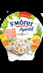 Fromage apéritif saison saumon fumé, citron et ciboulette St Môret Apéritif