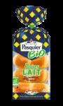 Pains au lait Bio Pasquier
