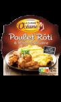 Plat cuisiné poulet/purée à l'ancienne La Cuisine d'Océanne