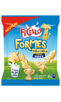 Fromage nature en forme Ficello