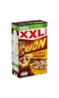 Céréales caramel & chocolat Lion Nestlé