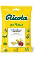 Bonbons suisses aux plantes Ricola