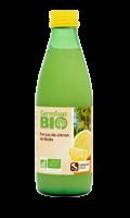Jus de citron bio  Carrefour Bio