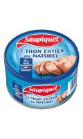 Thon entier au naturel Saupiquet