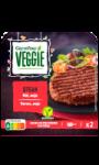 Steak blé soja Carrefour Veggie