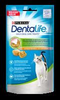 Friandises pour chat adulte au poulet Dentalife
