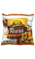 Crinkle Potatoes Saveur BarbecueMcCain