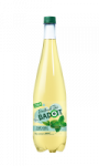 Boisson gazeuse arômatisée thé vert menthe Badoit