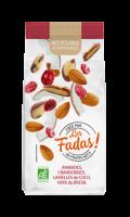 Mélanges de fruits secs et séchés bio Les Fadas