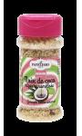 Noix de coco râpée caramélisée La Patelière