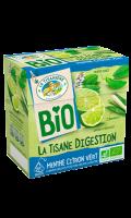 Tisane digestion menthe & citron vert Bio La Tisanière