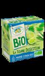 Tisane digestion menthe & citron vert Bio La...