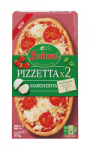 Pizzas surgelées margherita Pizzeta Buitoni