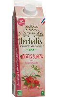 Hibiscus Sureau au Jus de Groseille Herbalist Infusions Véritables Bio