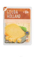 Gouda Holland au cumin Carrefour