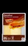 Fromage à raclette en tranches Carrefour