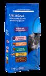 Croquettes pour chat stérilisé Carrefour