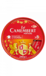 Camembert en portions Carrefour