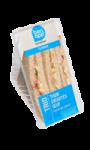 Sandwich Trio thon crudités œuf  Bon App'...
