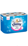 Papier Toilette Soin Complet x12 Kleenex®