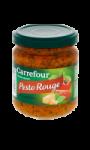 Sauce pesto rosso Carrefour