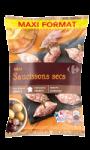 Mini saucissons secs Maxi Format Carrefour