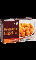 Pommes noisettes Carrefour